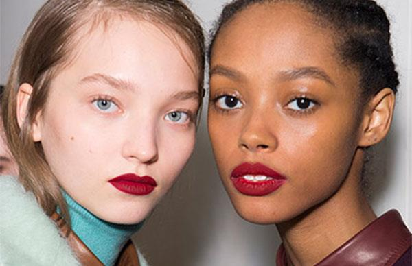 The Best Backstage Beauty Snaps From Paris Fashion Week