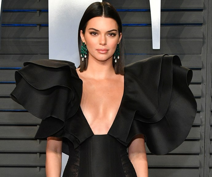 Kendall Jenner Was Reportedly Hospitalised Before the Oscars