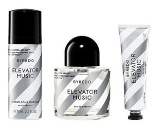 Off-White And Byredo Just Launched A New Fragrance Called 'Elevator Music'