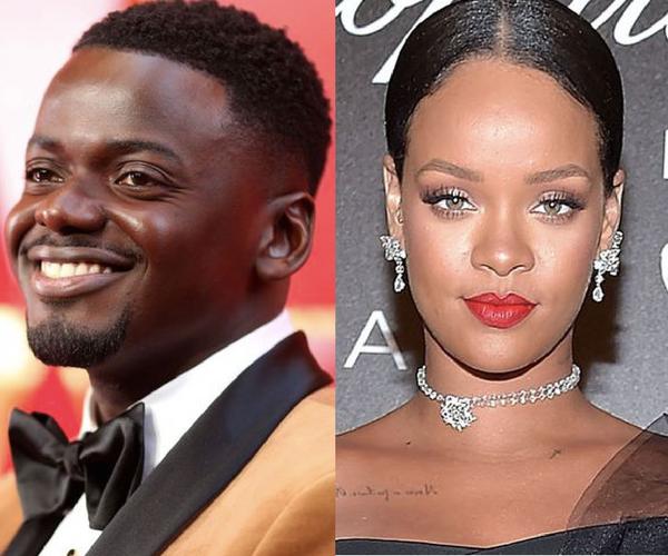 'Black Panther' Actor Daniel Kaluuya Wore Fenty Beauty To The Oscars