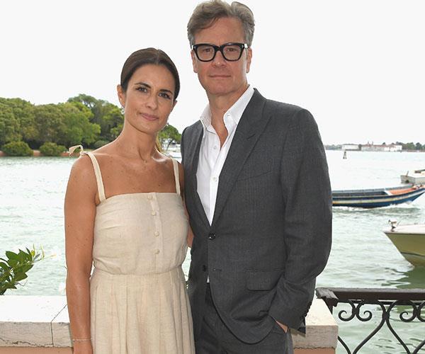 Colin Firth Livia Firth Stalked