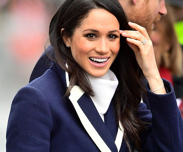 The Secret To Meghan Markle's Blow Dry
