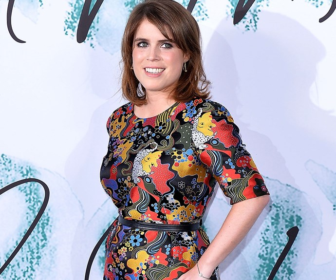 Princess Eugenie Just Made Her Instagram Debut