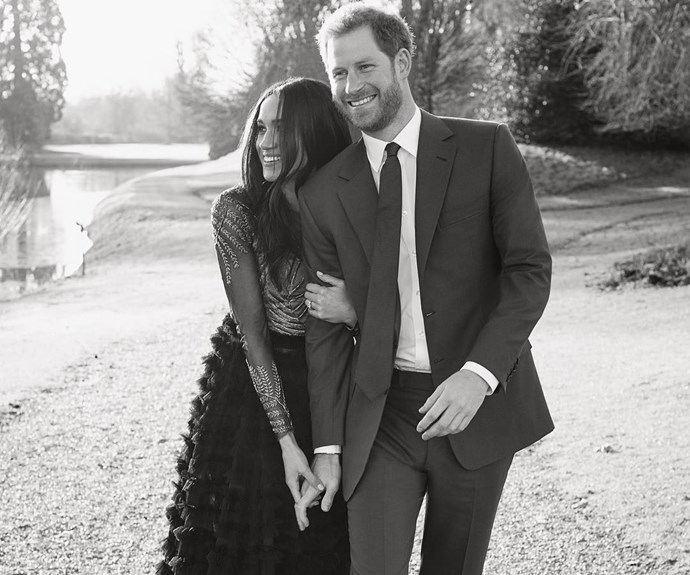 Meghan Markle Has Reportedly Chosen Australian Duo Ralph & Russo To Create Her Wedding Gown