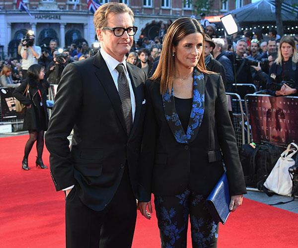 Colin Firth Livia Firth Admits Affair With Alleged Stalker