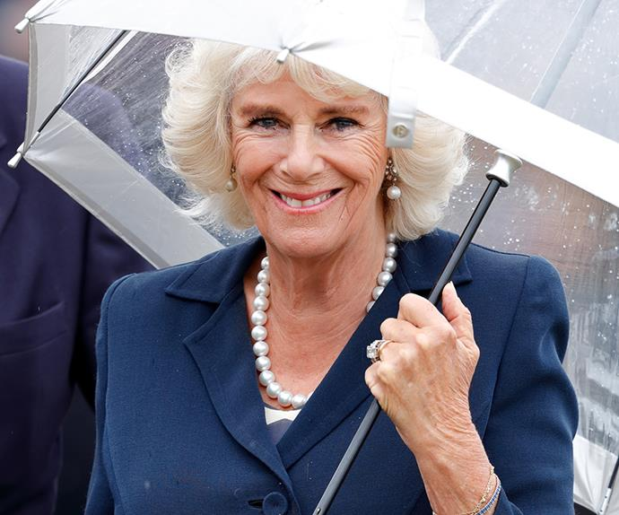 Camila, Duchess of Cornwall.