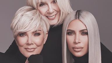 KKW Beauty's New Campaign Stars Three Generations Of Kardashian-Jenners