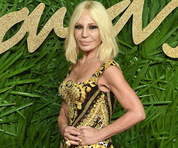 Donatella Versace Confirms That Versace Will Stop Using Fur
