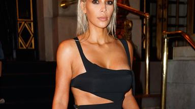 These Are The 4 Exercises Kim Kardashian Does To Get A Flat Stomach