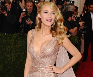 Blake Lively Already Picked Her Met Gala 2018 Dress—And It's Taken Over 600 Hours To Make
