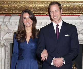 Kate Middleton Issa Engagement Dress
