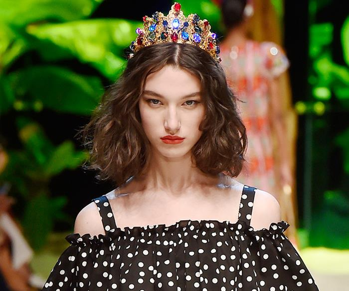 Special Occasion Hairstyles To Steal From The Haute Couture Runways
