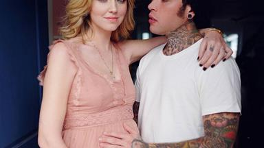 Chiara Ferragni Has Welcomed Her First Child With Fiancé Fedez