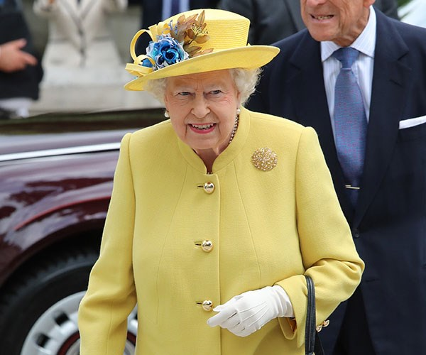 Queen Elizabeth II Loafers