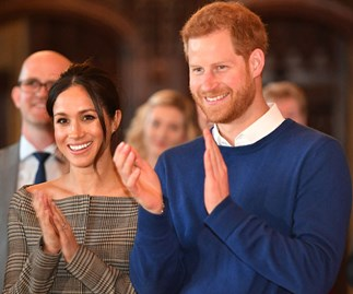 """Prince Harry Reportedly Wants to Have Kids with Meghan Markle """"Pretty Soon"""" After the Wedding"""
