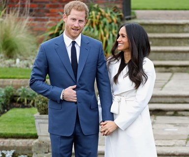 Prince Harry and Meghan Markle's Wedding Invitations Are Even More Beautiful Than You Expected
