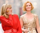 Kim Cattrall Just Shaded Cynthia Nixon's Governor Campaign In The Classiest Way Possible