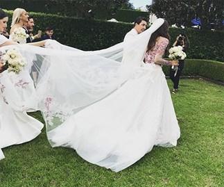 Monika Radulovic Wedding