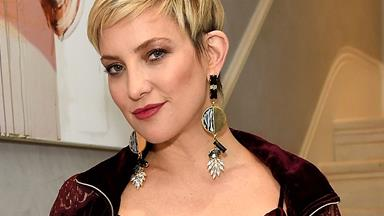 Kate Hudson On Why Every Woman Should Shave Her Head At Least Once