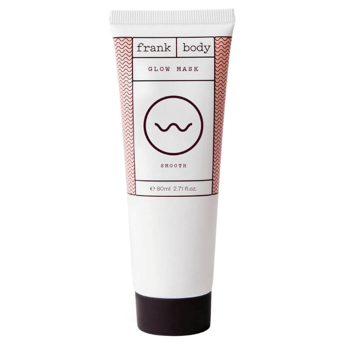 "**Frank Body Glow Mask, $21.95 at [Mecca](https://www.mecca.com.au/frank-body/glow-mask/I-026802.html|target=""_blank"").** <br> Not only will Frank Body's Glow Mask look good on your bathroom shelf, it'll also plump and hydrate your skin with the help of goji berry extract, shea and cocoa butter and, of course, arabic coffee seed oil. You leave it on for five minutes, 30 minutes or overnight—the ball is in your court."
