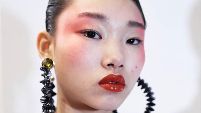 The Best '80s Makeup Inspiration The Runways Have To Offer