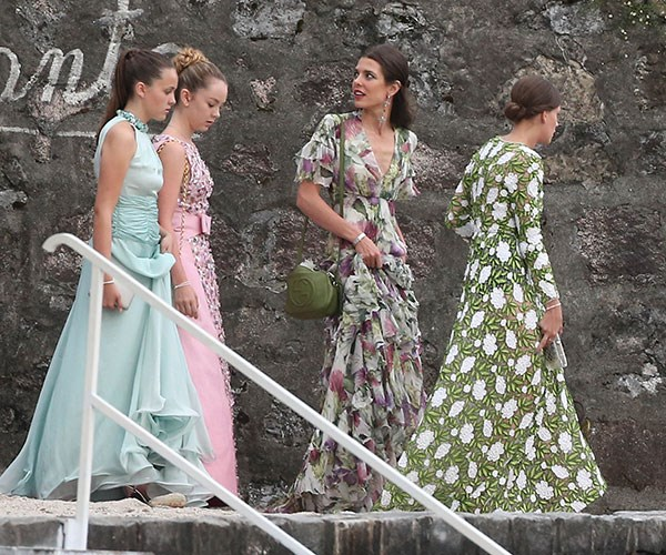 Wedding Guest Outfit Celebrity