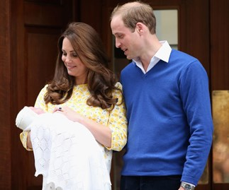 This Is Kate Middleton and Prince William's Third Child's Official Royal Title