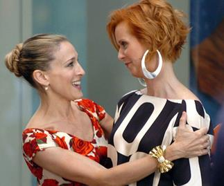 Sarah Jessica Parker Officially Endorsed Cynthia Nixon's Run For Governor