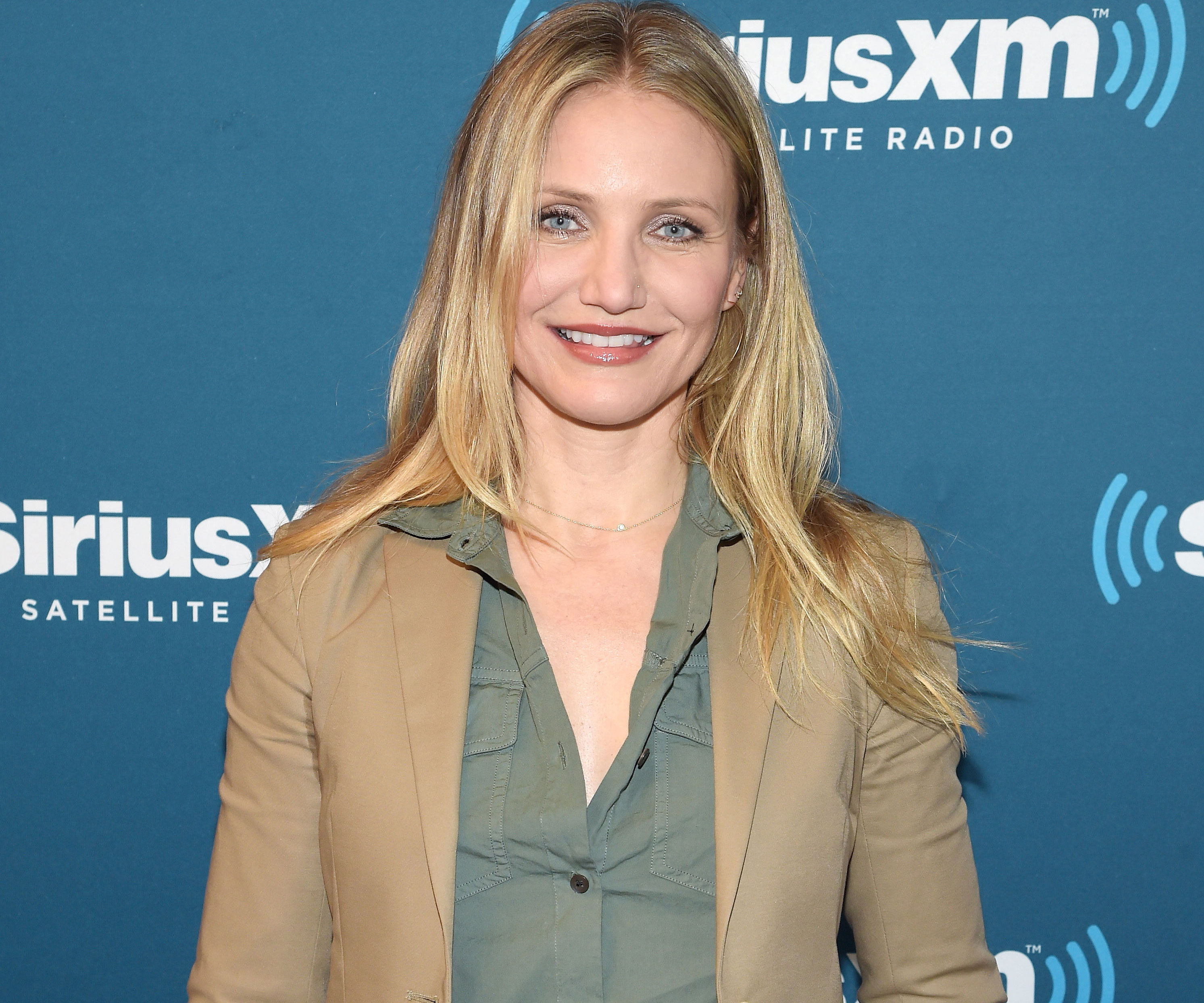 Cameron Diaz Says She Is