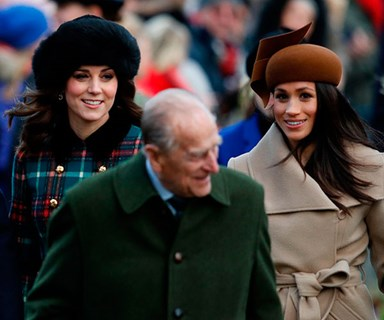 Is Meghan Markle Seeking Royal Fashion Advice From The Duchess Of Cambridge?
