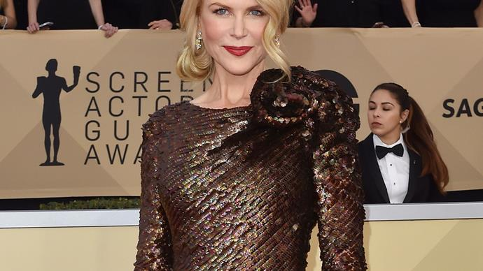 Nicole Kidman Looks Completely Unrecognisable In The Trailer For 'How To Talk To Girls At Parties'