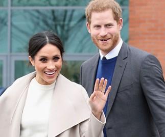 Does This Interesting Clue Confirm Meghan Markle's Wedding Dress Designer?