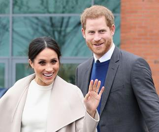 Perfume Created For Prince Harry And Meghan Markle's Wedding