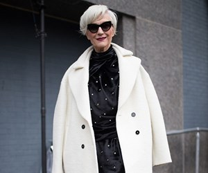 Stylish Women Over 50 Fashion Enthusiasts Know And Love