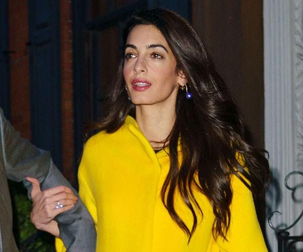 Amal Clooney's best looks