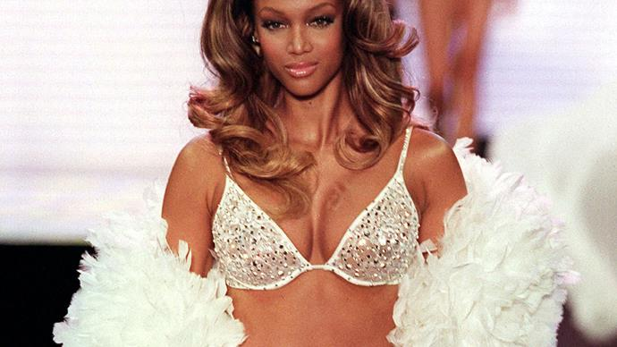 Tyra Banks Almost Didn't Become A Victoria's Secret Angel Because Of Her Hair
