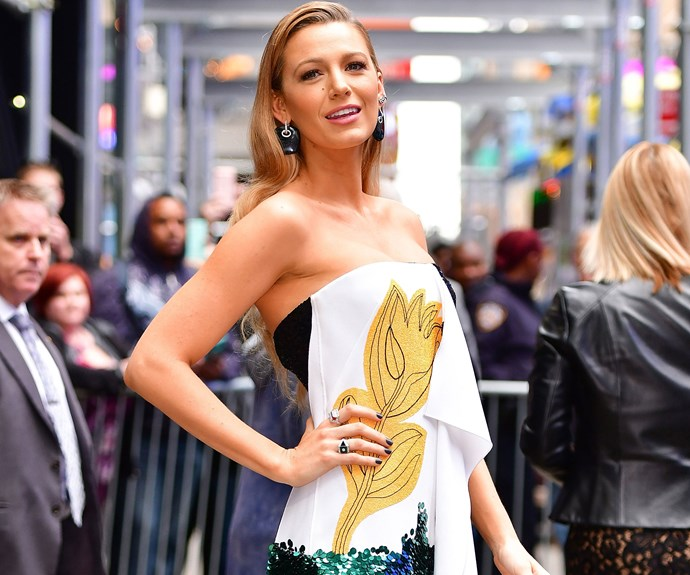 Actress Blake Lively Revealed That She Moonlights As An Interior Designer