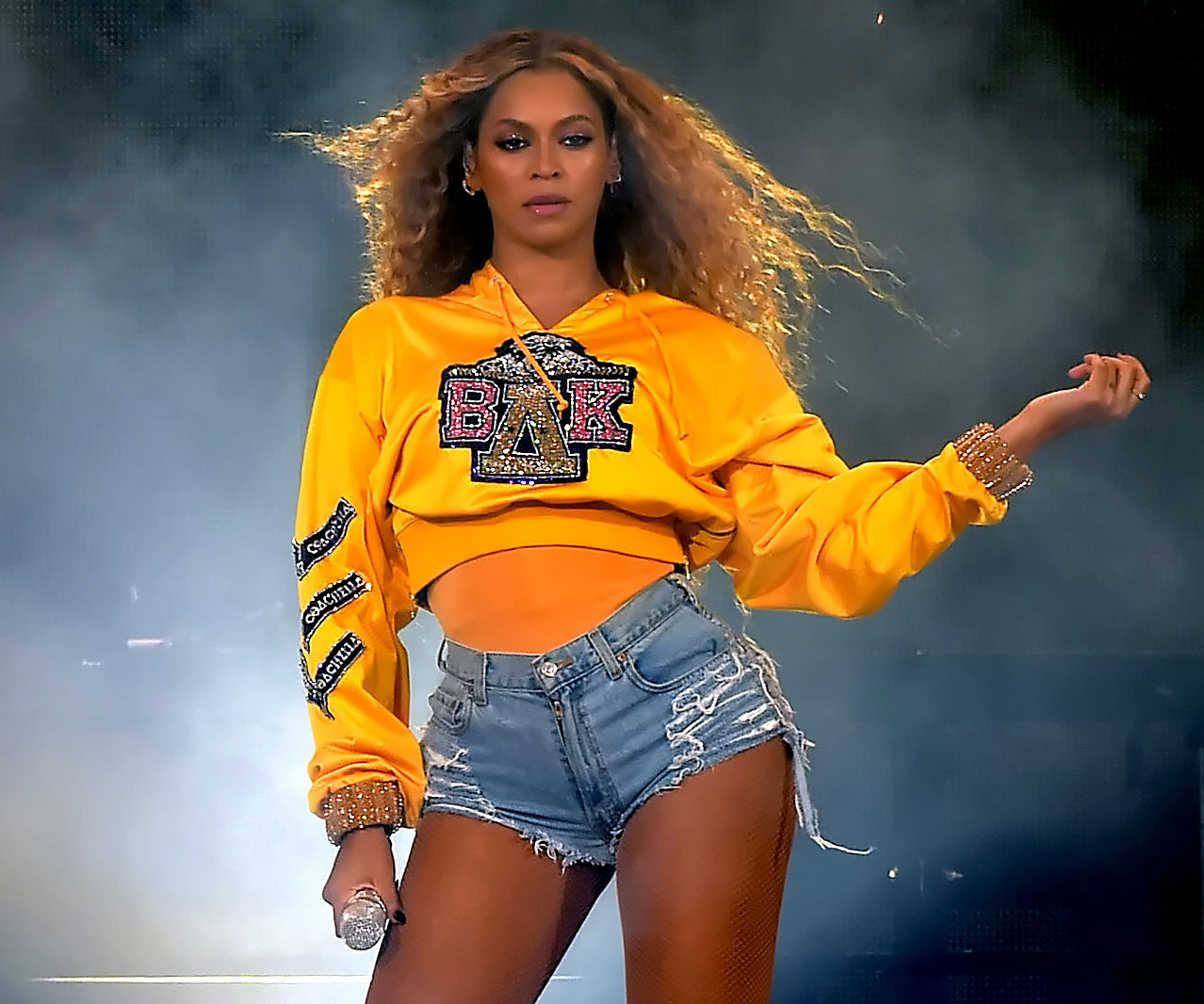 Beyoncé Releases 'Coachella Collection' Merch for A Limited Time