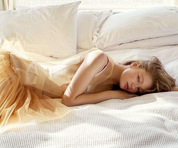 Beauty sleep model