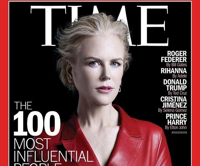 Nicole Kidman Time Magazine