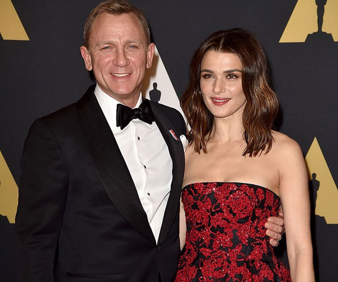 Rachel Weisz and Daniel Craig Are Expecting A Child