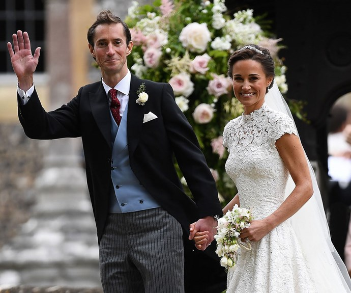 Pippa Middleton Is Reportedly Pregnant With Her First Child
