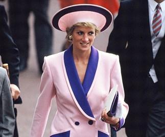 Princess Diana Chanel