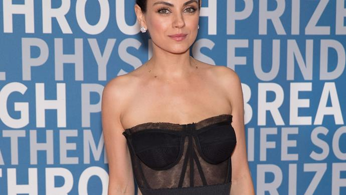 Mila Kunis Makes A Case For The Shoulder Skimming Bob
