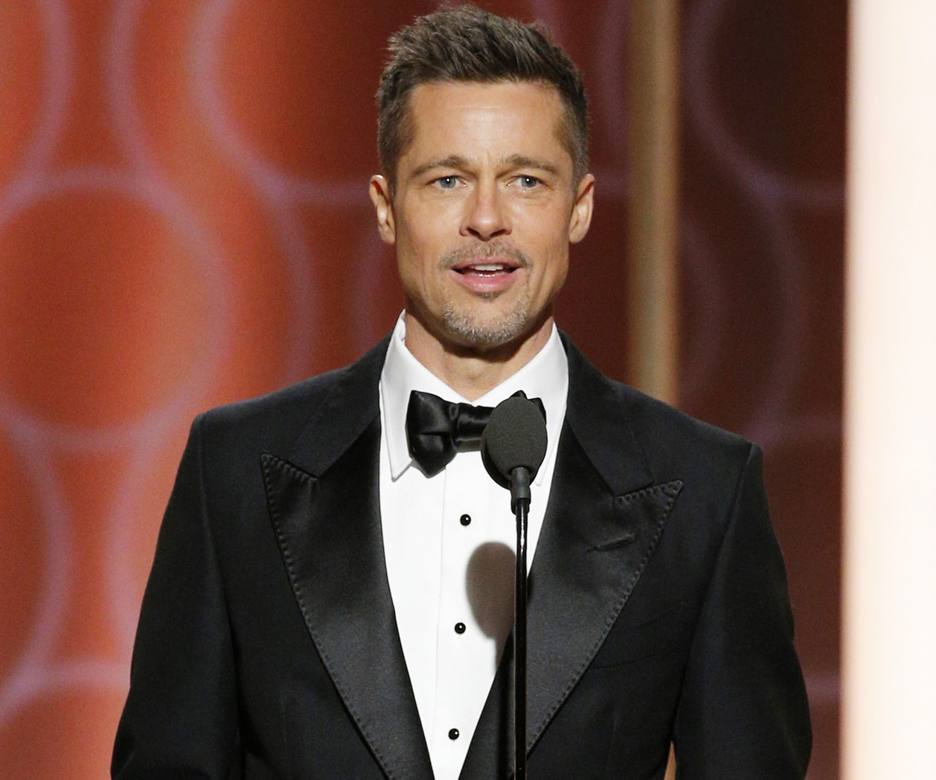 Brad Pitt's next movie may shock you