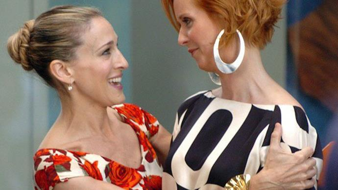 Sarah Jessica Parker Kept Cynthia Nixon's Decision To Run For Governor A Secret For Weeks