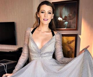 Blake Lively Becomes The Latest Celebrity To Show Her Support For Australian Designers