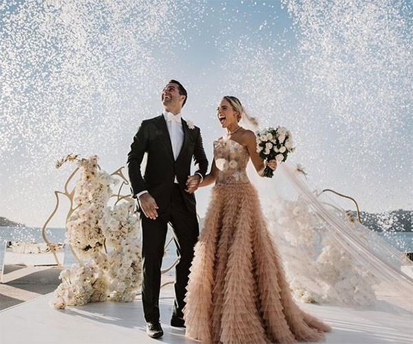 Deborah Symond Wedding