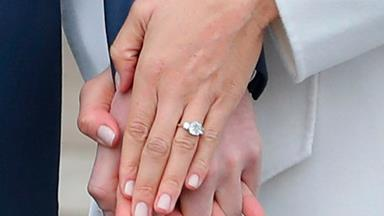 This Is The Exact Nail Polish Meghan Markle Is Likely To Wear On Her Wedding Day