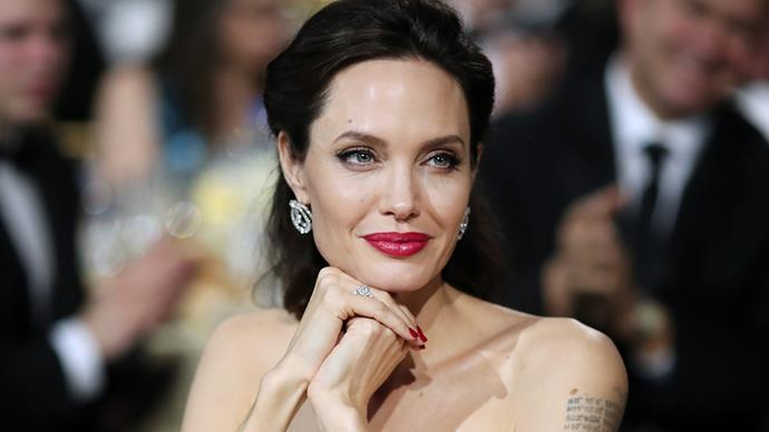 Angelina Jolie's Dermatologist Just Shared All Her Skincare Secrets